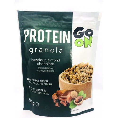 Protein Granola with Chocolate and Nuts 300 г