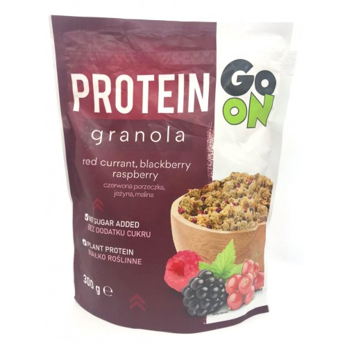 Protein Granola with Granola with Fruits 300 г