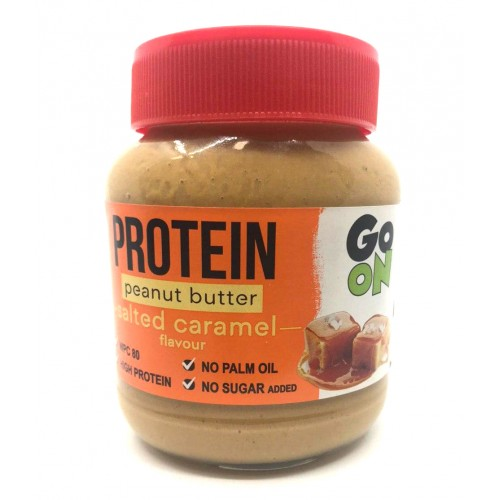 Protein Peanut butter 350 г Salted Caramel