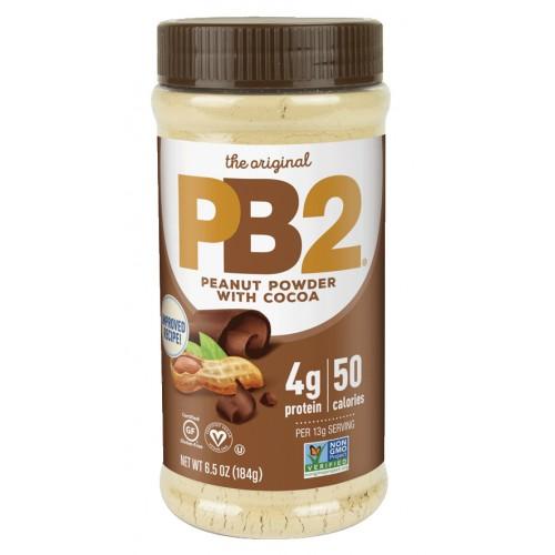 Порошковая арахисовая паста с какао - 184 г