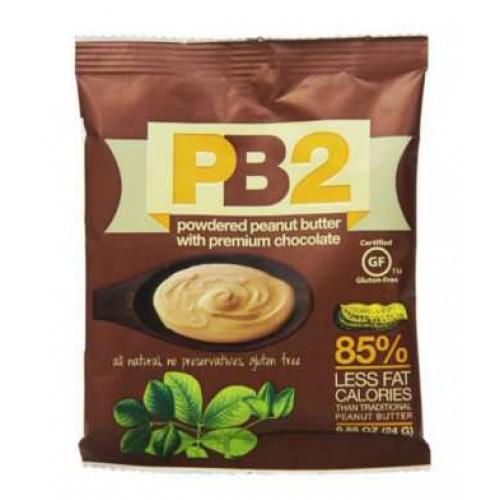 Порошковая арахисовая паста с шоколадом - 26 г