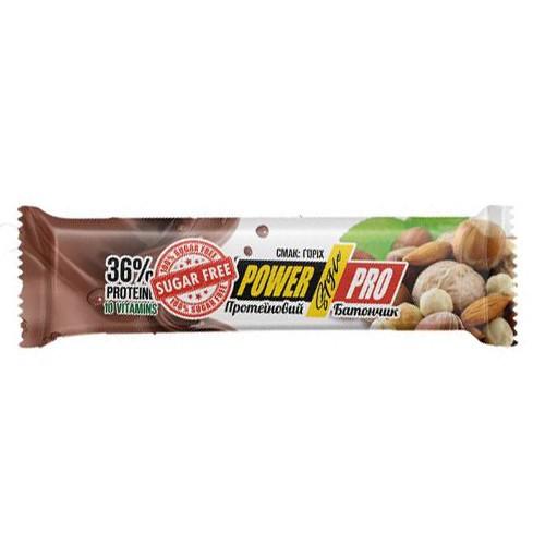 Батончик 32%, 60 г - орех Nutella (Sugar Free)