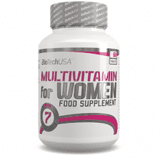 Multivitamin for women от BioTech