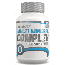 Витамины BioTech (USA)-Multimineral Complex 100tab.