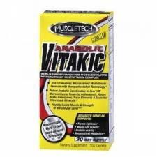 Витамины MUSCLE TECH-Vitakic Hardcore 150tab.