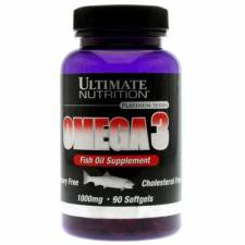 Витамины Ultimate Nutrition-Omega3 90tab.