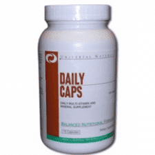 Daily Caps от Universal Nutrition