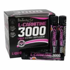 L-carnitine 3000 от BioTech