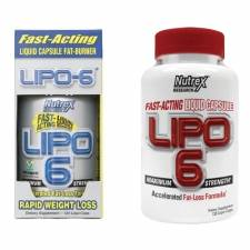 Lipo-6 (Липо-6) жиросжигатель Nutrex