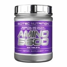 Аминокислоты Scitec Nutrition-AMINO 5600 200 tab.