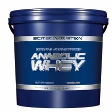 Протеин Scitec Nutrition-ANABOLIC WHEY 4kg