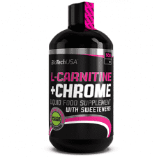 L-CARNITINE+CHROME от BioTech
