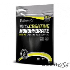 Creatine Monohydrate BioTech 100%