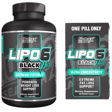 Lipo-6 Black Hers (Липо 6) жиросжигатель для женщин