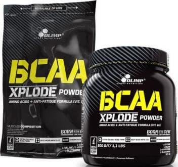 BCAA Xplode от Olimp Labs