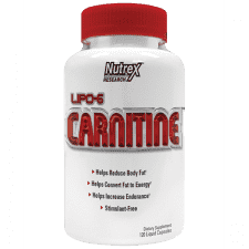Lipo 6 L-Carnitine Nutrex