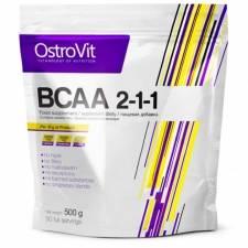 Ostrovit Extra Pure BCAA 2:1:1 500 грамм
