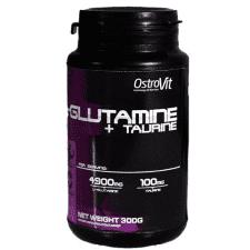 Ostrovit L-Glutamine + Taurine 300 грамм