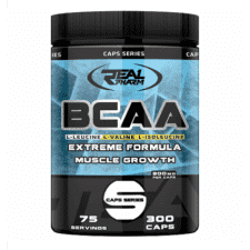 Real Pharm BCAA 300 капс