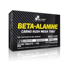 Olimp Labs Beta-Alanine Carno Rush Mega Tabs 80 tabl
