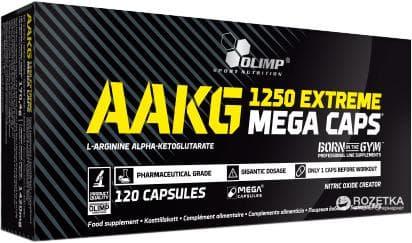 AAKG Extreme Mega Caps от Olimp Labs