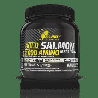 Olimp Labs Gold Salmon 12000 Amino Mega Tabs 300 tabl