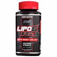 Lipo (Липо) 6RX жиросжигатель от Nutrex