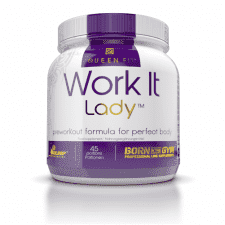 Olimp Labs Work It Lady 337,5 g