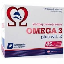 Omega 3 45% + Vit E Olimp Labs